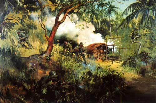 Jim S Wargames Workbench Malayan Emergency And Indonesian