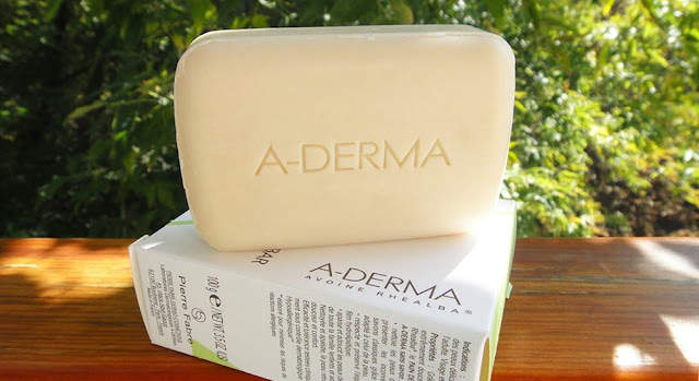 Безмыльное мыло A-Derma Soap-free Dermatological Bar