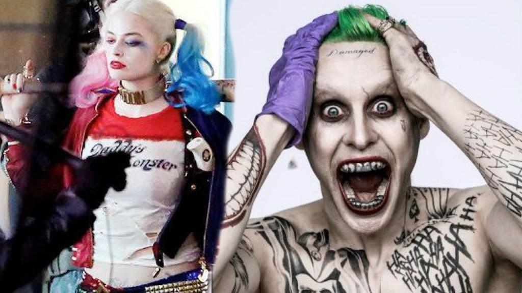 Novas imagens de Margot Robbie - Arlequina - Esquadrao Suicida