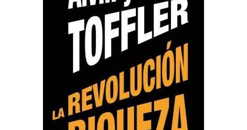 Ebook alvin toffler riqueza de la revolucion la