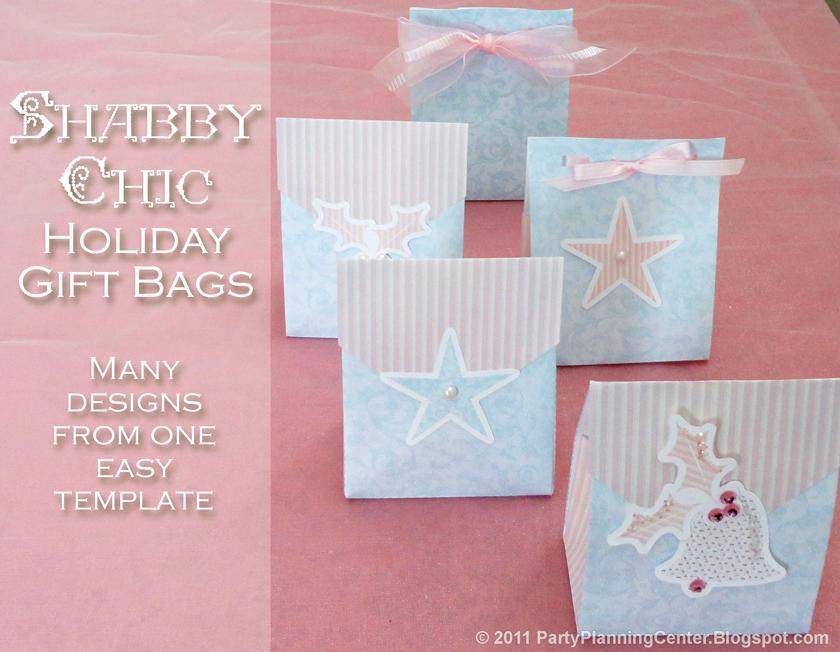 Luscious image for printable gift bags