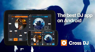 Cross DJ Pro 3.1.2 Apk Donated Version
