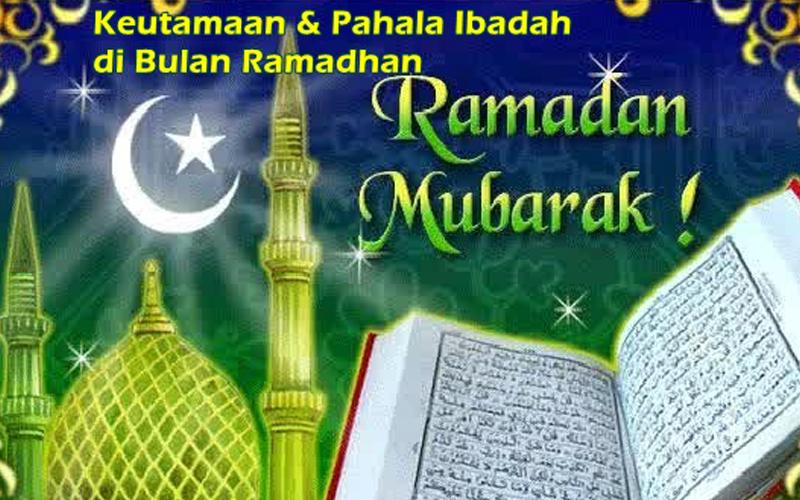 Contoh Khutbah Jum'at Puasa Ramadhan