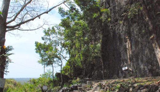 Gunung Surowiti, Gresik