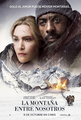 The Mountain Between Us 2017 DVDCustom CAM Latino