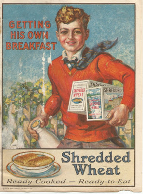 Shredded Wheat 1928