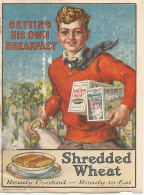 Shredded Wheat 1928