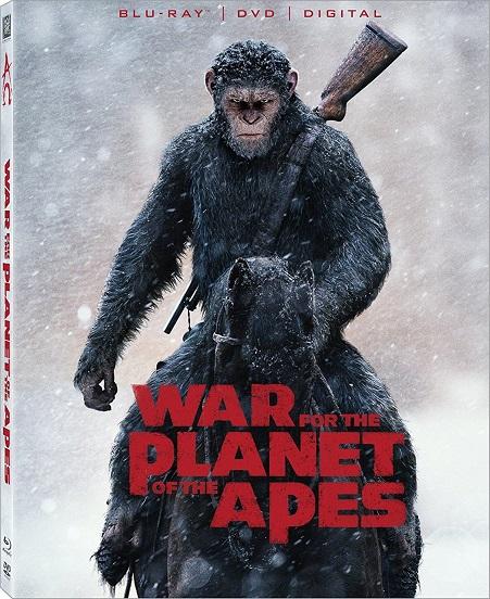 War for The Planet of The Apes (El Planeta de los Simios: La Guerra) (2017) m1080p BDRip 12GB mkv Dual Audio DTS 5.1 ch