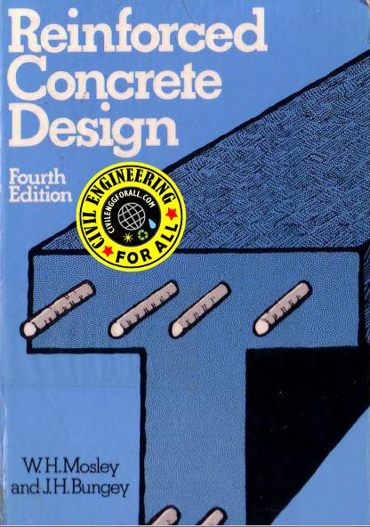 Reinforced Concrete Design Book Pdf