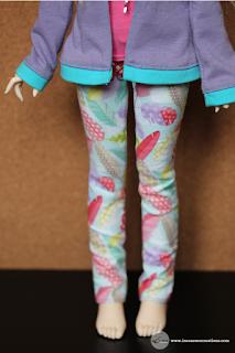 inEssence Creations - M-Line Minifee Cotton Pants
