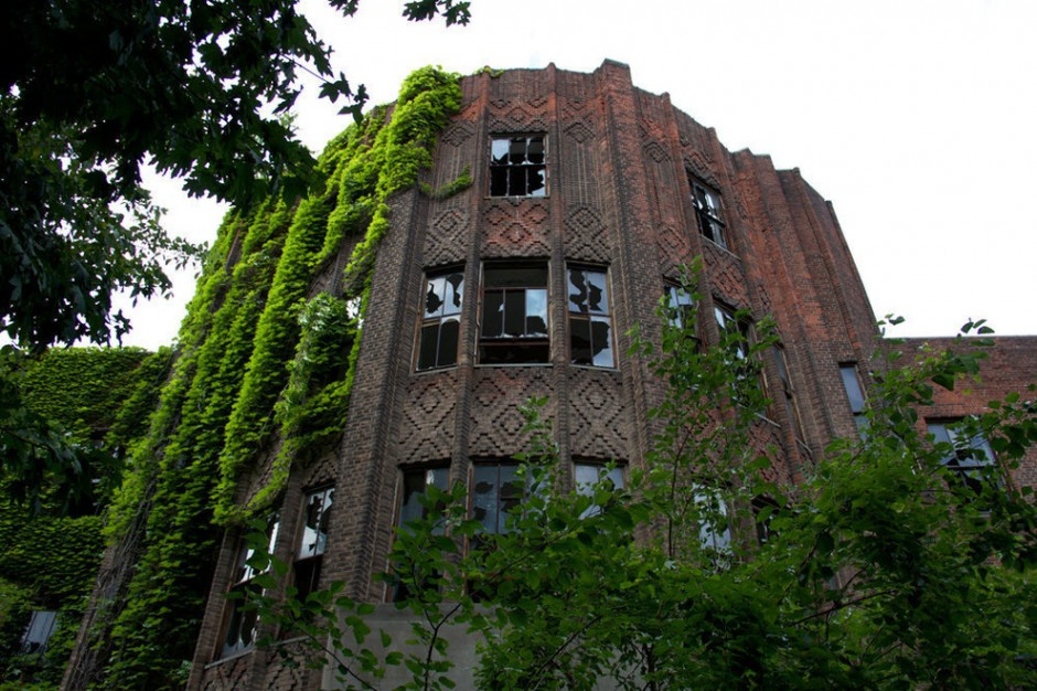 North Brother Island near New York City, New York - 30 Abandoned Places that Look Truly Beautiful