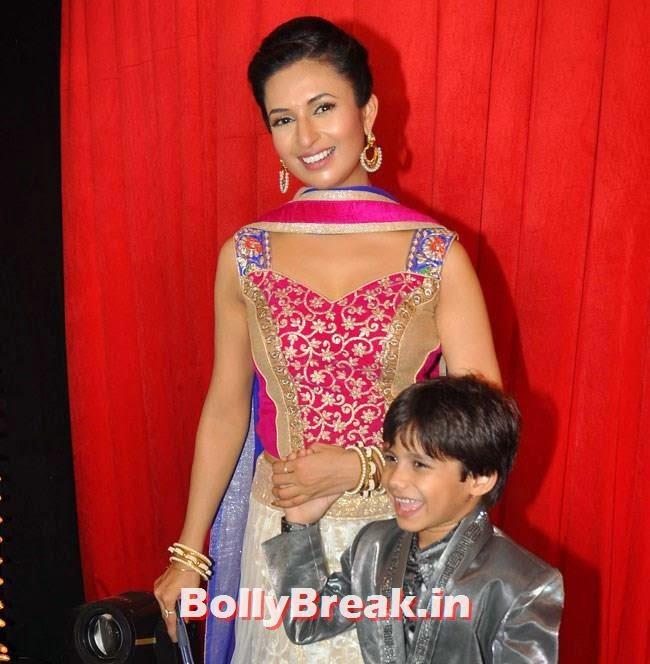 Divyanka Tripathi, Star Parivaar Awards 2014 Red Carpet Pics