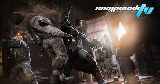 Batman Arkham Origins Special Edition PS3 Español