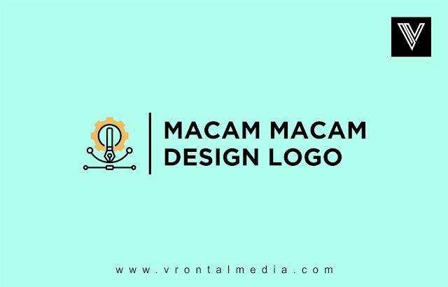 Macam Macam Logo Design dan Contoh Yang Harus Kamu Ketahui dan Pelajari