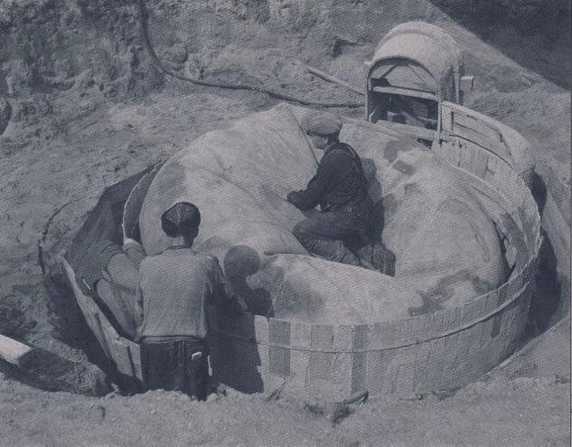 2СВ: Фінські «надувні» бункери