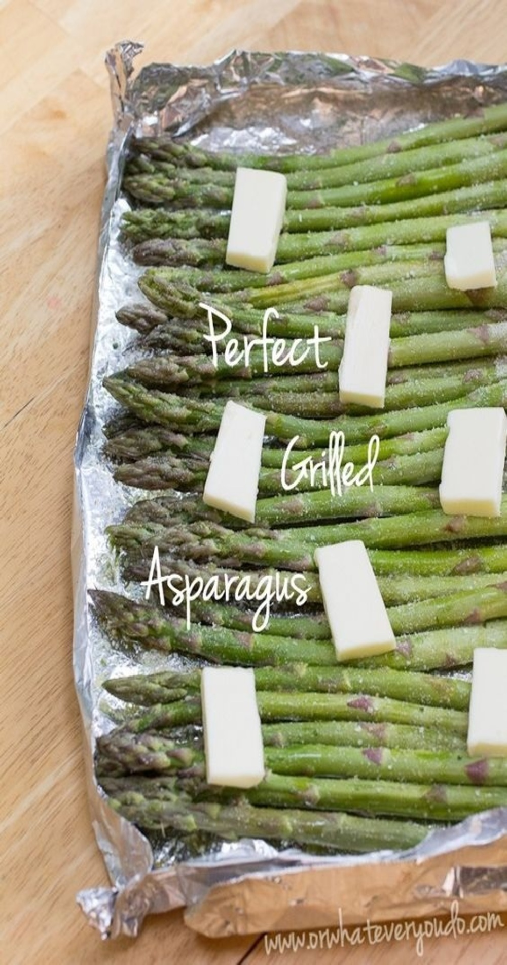 Perfect Grilled Asparagus