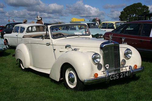 Alvis Ta 21 1951 1952 Car Pictures Classic Cars