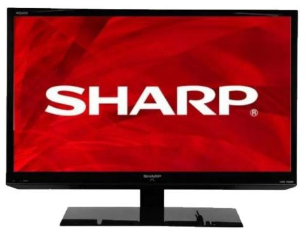 "Sharp 19"" LED TV"