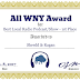 ALL WNY MUSIC AWARD: Best Local Radio Podcast/Show - Shredd & Ragan