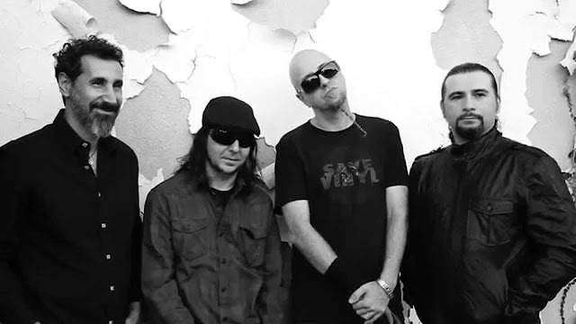 System of a Down anuncia gira estadounidense para 2018