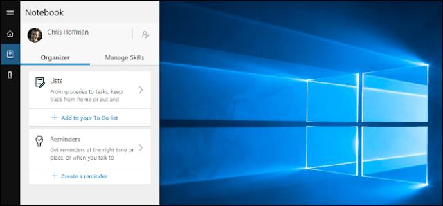 Fitur Baru Cortana