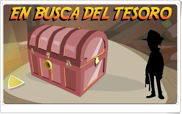 """JUEGOS DE FIN DE CURSO: """"En busca del tesoro"""" (Ciencias Sociales, Naturales y Lengua Española de 6º de Primaria)"""