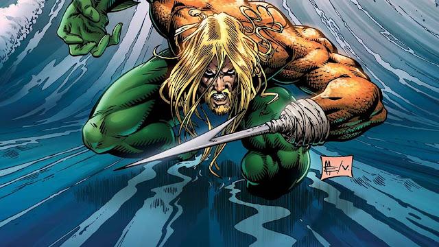 Asal-Usul Aquaman dari Masa ke Masa, awal mula aquaman arthur curry kekuatan sejarah