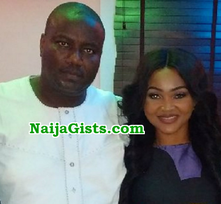 Mercy Aigbe Has Moved