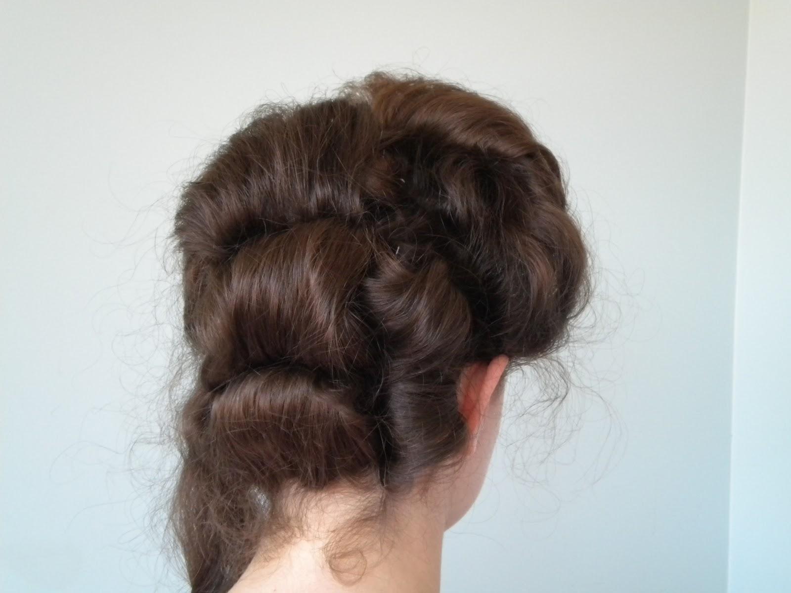 Pics Of Hair Styles: Hair Styles: Classic Georgian Hairstyle