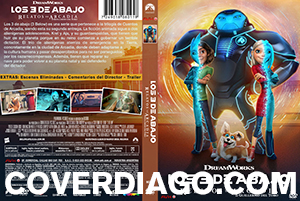 Tales of Arcadia: 3Below - Los 3 de Abajo: Relatos de Arcadi