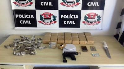 Polícia Civil de Registro-SP prende 75 pessoas e apreende 04 adolescentes infratores no Vale do Ribeira