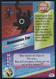MLP Archaelogical Find Series 4 Trading Card