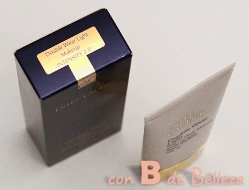 Envase y caja Double wear
