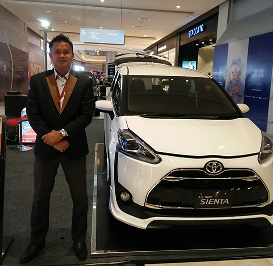 Toyota Kemayoran