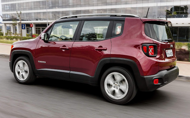 Jeep Renegade 2017 Flex