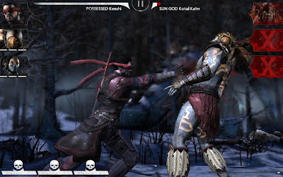 Mortal Kombat X MOD Apk + Data OBB Unlimited Money