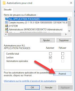 Club Windows 10 - Articles, Trucs et astuces Windows 10 - Ouvrir une fenêtre de commandes dans le dossier de votre choix