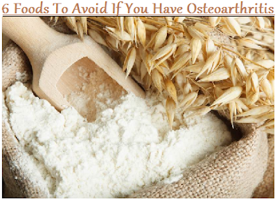 6 Foods To Avoid If You Have Osteoarthritis