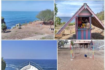 Lokasi Wisata Teras Kaca Pantai Nguluran dan Harga Tiket Masuk