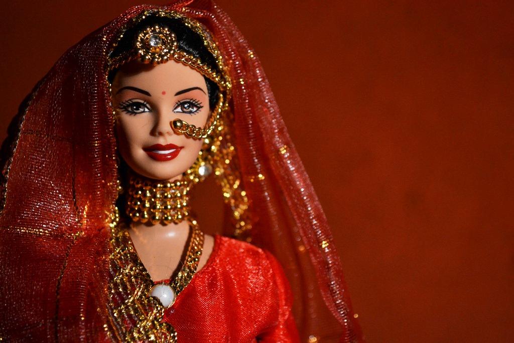 20 Foto Gambar Boneka Barbie India Paling Cantik Di Dunia