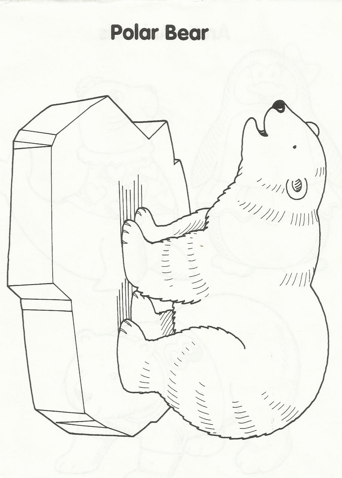 Ideas About Preschool Coloring Pages
