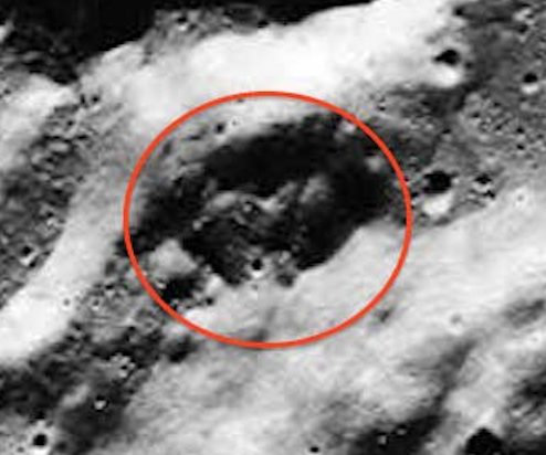 Alien Space Station On Moon (page 2) - Pics about space