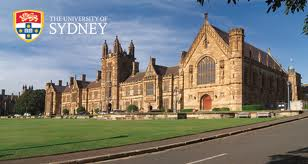 Sydney Achievers International Scholarships, University of Sydney, Australia
