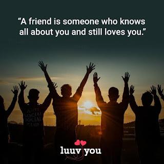 Whatsapp status for friends forever