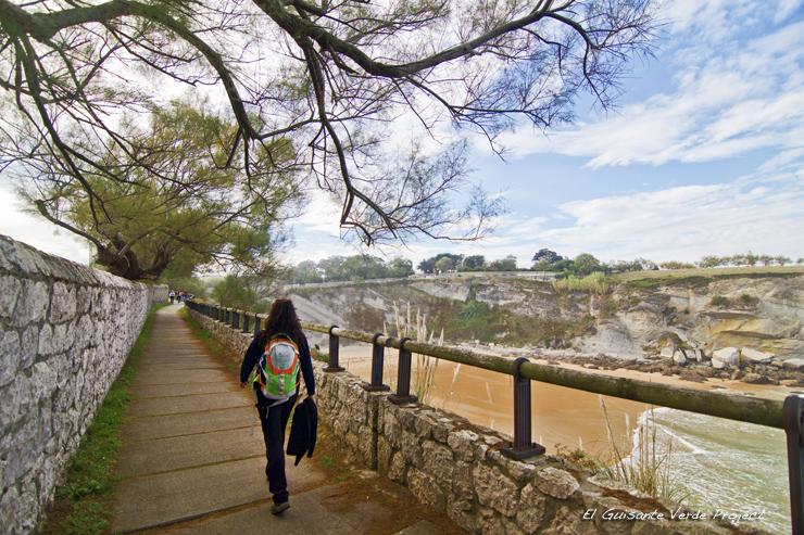 Senda Faro de Cabo Mayor - Santander por El Guisante Verde Project
