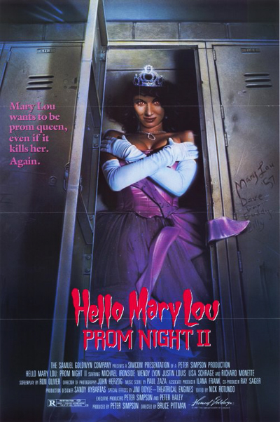 Review Prom Night II (1987)