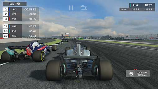 F1 Mobile Racing 2019 + obb File - App4phone