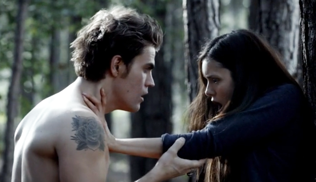 stefan and elena start dating