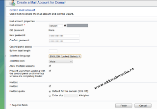 email parallel plesk owm