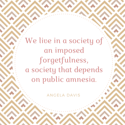 Angela Davis Quote
